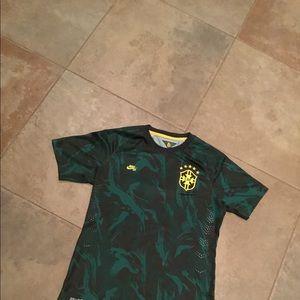 Brazil Nike SB Soccer Jersey